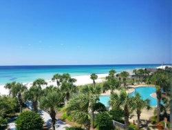 Photo of 6627 Thomas Drive, Unit 301, Panama City Beach, FL 32408 (MLS # 662083)