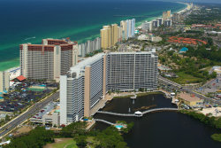 Photo of 9902 S Thomas Drive, Unit 728, Panama City Beach, FL 32408 (MLS # 680445)