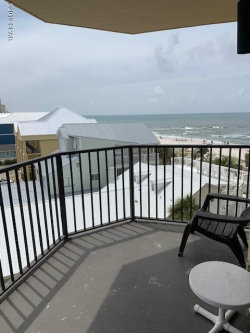 Photo of 9850 S Thomas Drive, Unit 501e, Panama City Beach, FL 32408 (MLS # 684940)