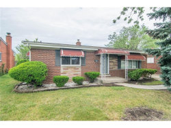 Photo of 1700 WESTBROOK DR, Madison Heights, MI 48071 (MLS # 21309451)