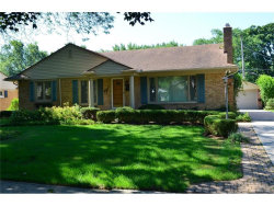 Photo of 16207 WETHERBY ST, Beverly Hills, MI 48025 (MLS # 21310019)