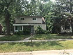 Photo of 23261 ROANOKE AVE, Oak Park, MI 48237 (MLS # 21352277)