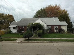 Photo of 23709 BRITTANY AVE, Eastpointe, MI 48021 (MLS # 21377993)