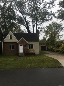 Photo of 20609 WESTHAVEN AVE, Southfield, MI 48075 (MLS # 21394936)