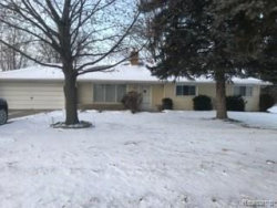 Photo of 20999 15 MILE RD, Clinton Township, MI 48035 (MLS # 21414241)
