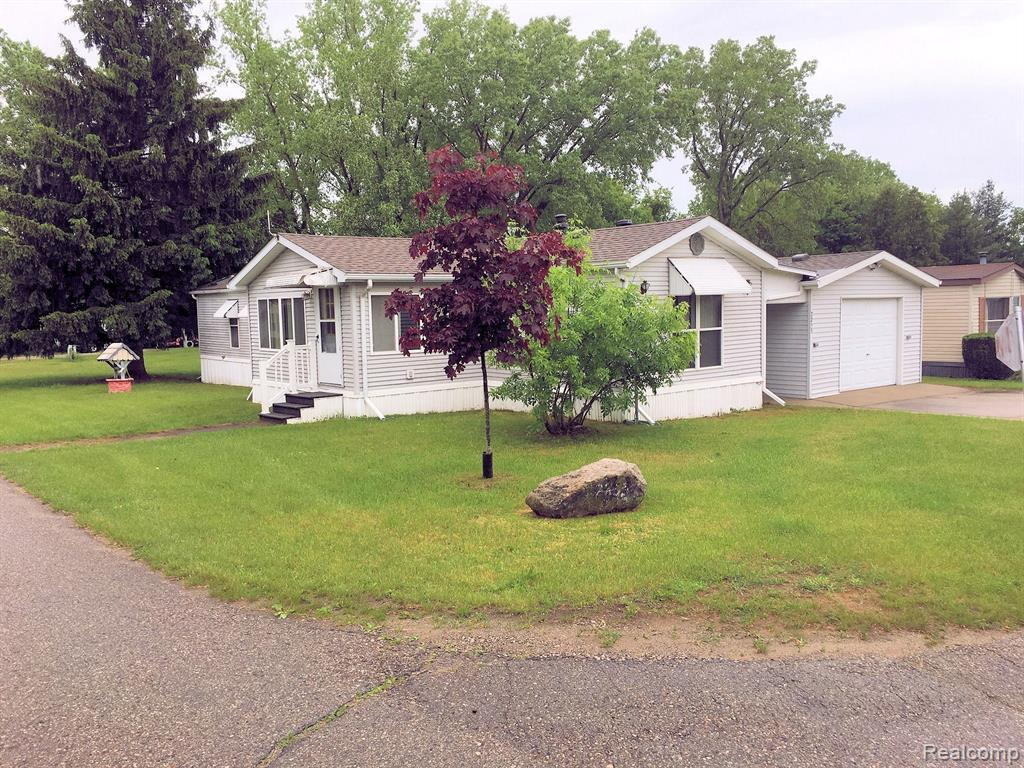 Photo for 2253 BART, Croswell, MI 48422- (MLS # 21613567)