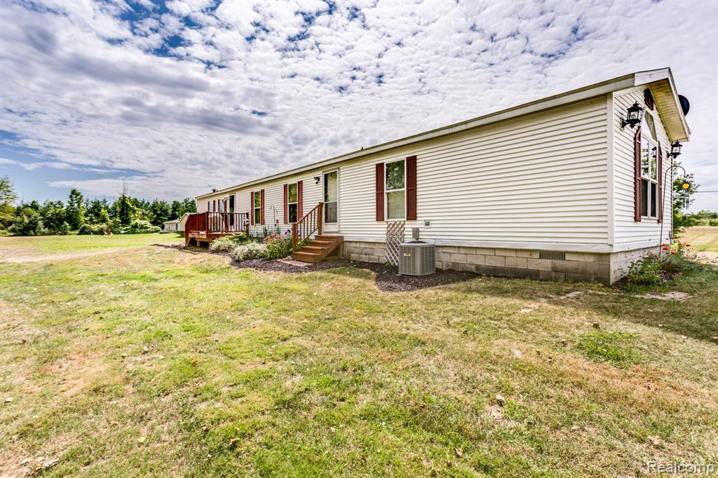 Photo for 6333 BLACK RIVER RD, Croswell, MI 48422-9665 (MLS # 21645173)