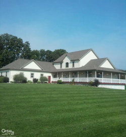 Photo of 36587 Big Hand Rd, Richmond, MI 48062-4314 (MLS # 31317525)