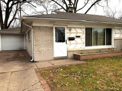 Photo of 25814 Dei Street, Madison Heights, MI 48071 (MLS # 31336410)