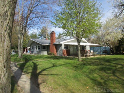 Photo of 260 N Lakeshore N, Port Sanilac, MI 48469 (MLS # 31344363)