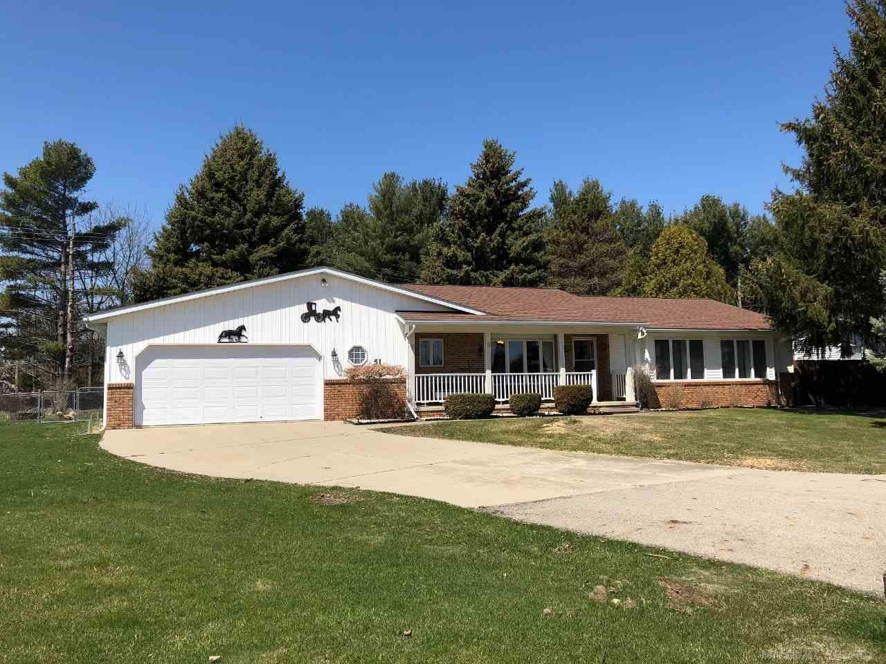 Photo for 51 Casey Dr., Port Sanilac, MI 48469 (MLS # 31346103)