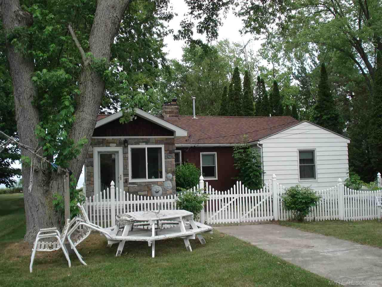 Photo for 6763 Lakeshore, Lexington, MI 48450 (MLS # 31353707)