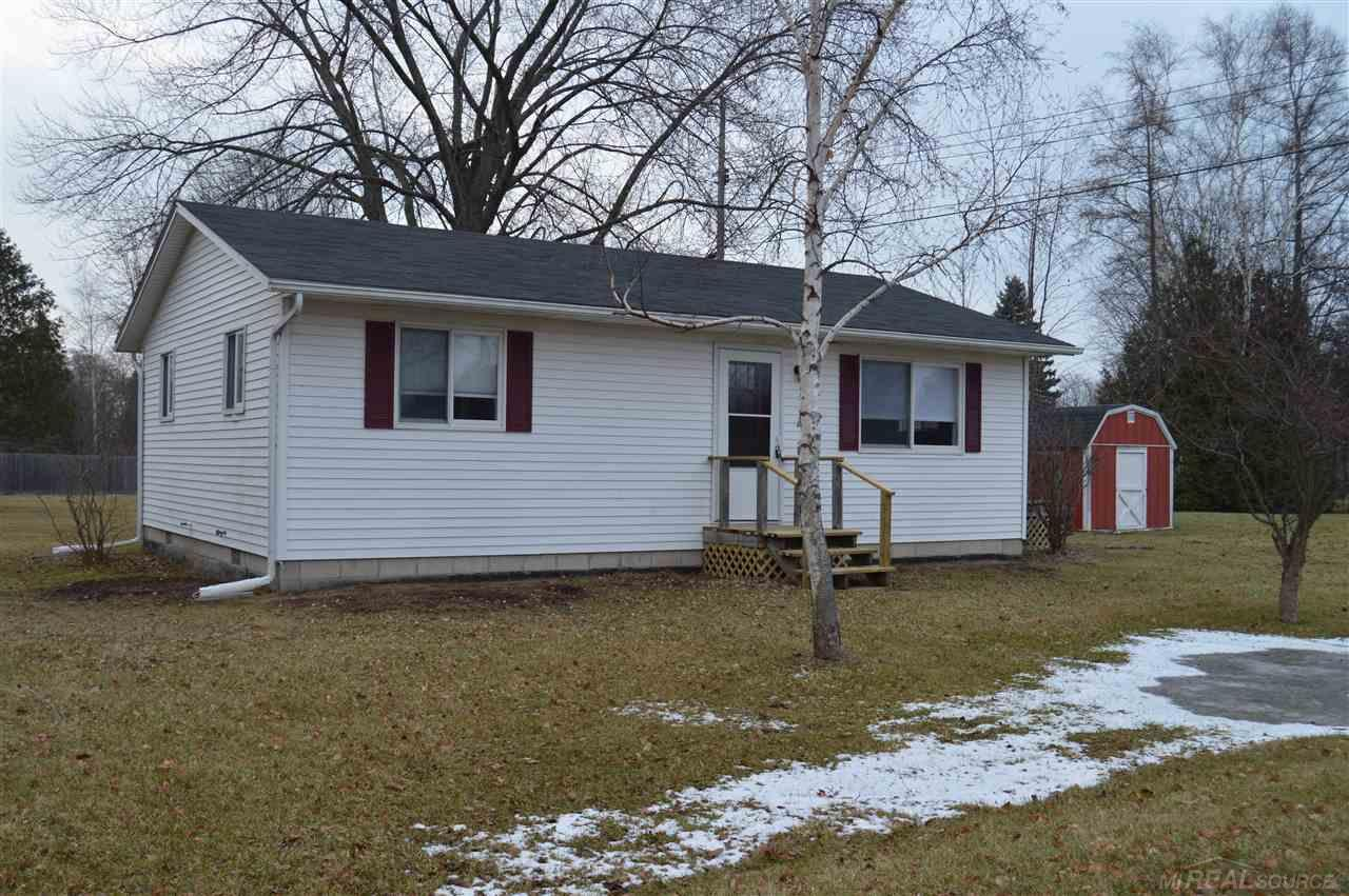 Photo for 120 Church, Port Sanilac, MI 48469 (MLS # 31367256)