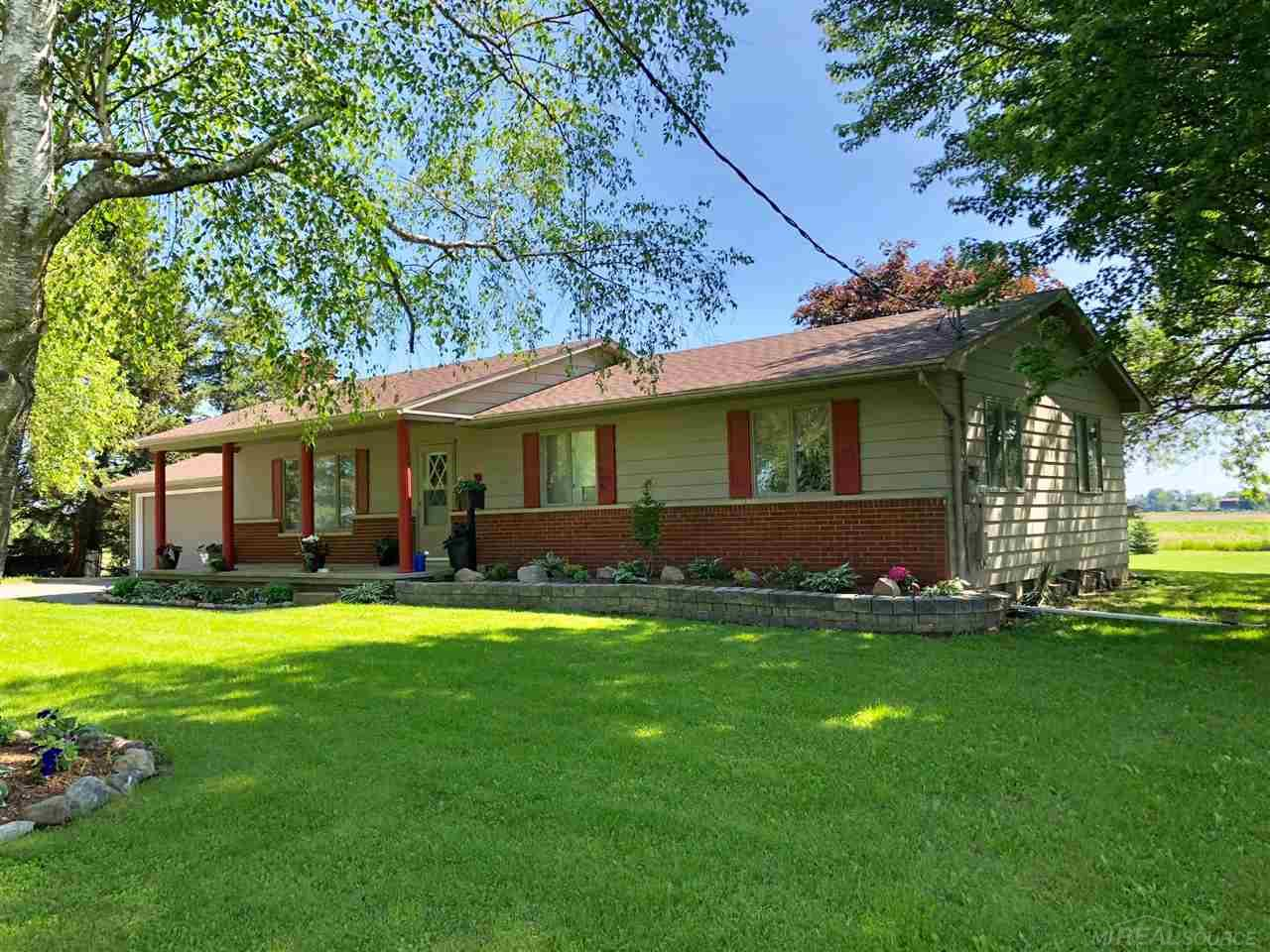 Photo for 1069 Townline Rd., Sandusky, MI 48471 (MLS # 31374988)