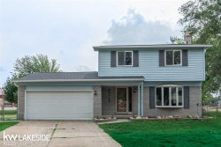 Photo of 43117 Chaucer Ct, Sterling Heights, MI 48313 (MLS # 31394766)
