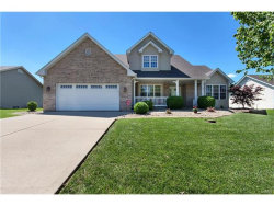Photo of 2625 Fieldstone Drive, Maryville, IL 62062 (MLS # 17037414)