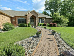 Photo of 8 South Equestrian Court, Glen Carbon, IL 62034 (MLS # 17057476)