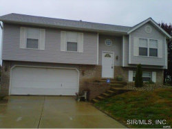 Photo of 517 Copper Bend, Maryville, IL 62062-6206 (MLS # 17059722)
