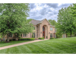 Photo of 13541 Weston Park Drive, Town and Country, MO 63131-1046 (MLS # 17072264)