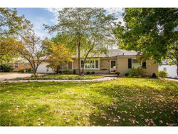 Photo of 1402 Bridle Road, Webster Groves, MO 63119 (MLS # 17074918)