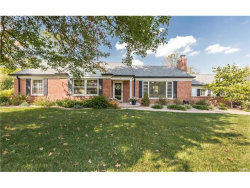 Photo of 1 Valley View Place, St Louis, MO 63124-1810 (MLS # 17076581)
