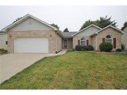 Photo of 111 Behrens Drive, Edwardsville, IL 62025 (MLS # 17079689)