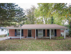 Photo of 332 West Thornton Avenue, St Louis, MO 63119-1445 (MLS # 17087026)
