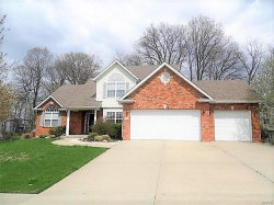 Photo of 6105 Keebler Oaks Drive, Maryville, IL 62062-6206 (MLS # 17095836)