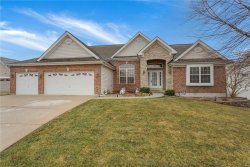 Photo of 135 Barrington Lake Drive, Dardenne Prairie, MO 63368-7285 (MLS # 18001715)
