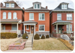 Photo of 4115 Castleman Avenue, St Louis, MO 63110-3601 (MLS # 18010304)