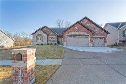 Photo of 128 Pinewood Trails Drive, Wentzville, MO 63385 (MLS # 18010368)