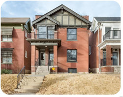 Photo of 4041 Shaw, St Louis, MO 63110-3621 (MLS # 18010962)