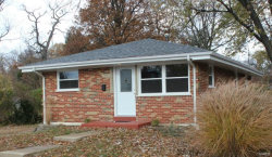 Photo of 8335 Jackson Street, St Louis, MO 63114-6221 (MLS # 18013516)
