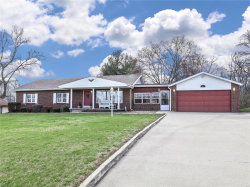 Photo of 1407 Saint Clair Avenue, Collinsville, IL 62234-1523 (MLS # 18027364)
