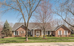 Photo of 2113 Hickory Drive, Chesterfield, MO 63005-4551 (MLS # 18028536)