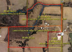 Photo of 1509 Highway T 52ac , Unit 52ac, Foristell, MO 63348-1804 (MLS # 18034746)