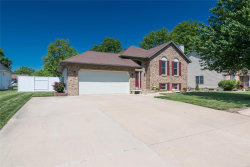 Photo of 182 Heatherland Drive, Bethalto, IL 62010-1896 (MLS # 18039677)