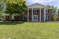 Photo of 1516 Cotton Tree Drive, St Louis, MO 63146-4448 (MLS # 18040336)