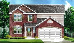 Photo of 0-NEW Build Hawthorne@Chestnut, Dardenne Prairie, MO 63366 (MLS # 18042475)