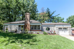 Photo of 1403 South Rock Hill Road, Webster Groves, MO 63119-4606 (MLS # 18045742)