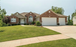 Photo of 4624 Darkwoods Drive, Wentzville, MO 63385-2689 (MLS # 18048873)