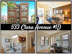 Photo of 533 Clara Avenue , Unit 1D, St Louis, MO 63112-1931 (MLS # 18055224)