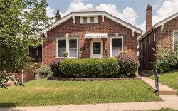 Photo of 4445 Miami Street, St Louis, MO 63116-1705 (MLS # 18056319)