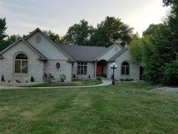 Photo of 120 Sherwood Drive, Glen Carbon, IL 62034 (MLS # 18061142)