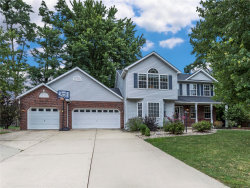 Photo of 1200 Springbrooke Drive, Edwardsville, IL 62025 (MLS # 18064488)