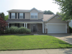 Photo of 2506 Hunters Pointe Blvd, Edwardsville, IL 62025-3065 (MLS # 18065072)