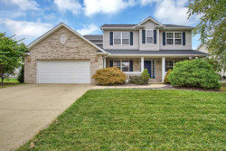 Photo of 3434 Vicksburg Drive, Edwardsville, IL 62025-3138 (MLS # 18067737)