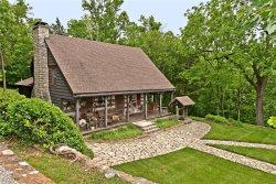 Photo of 3676 Holmes Log Cabin Lane, High Ridge, MO 63049 (MLS # 18072067)