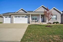Photo of 129 Meridian Oaks Drive, Glen Carbon, IL 62034-1352 (MLS # 18083878)