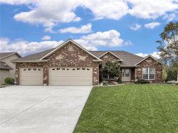 Photo of 137 Stonebridge Bluff Drive, Maryville, IL 62062-6494 (MLS # 18084042)